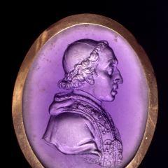Retrato del papa Pío VII