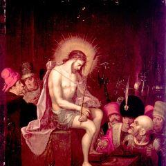 Las injurias de Cristo