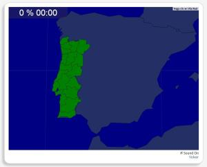 Portugal: Distritos. Seterra