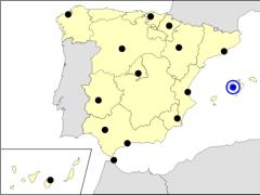 Ciudades de España (JetPunk)
