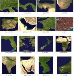 Satellite images of world territories 2 (JetPunk)