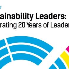 20 años de liderazgo en sostenibilidad
