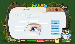 Natura - 5 zentzumenak
