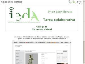 Un museo virtual