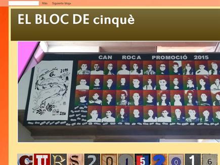 EL BLOC DE CINQUÈ