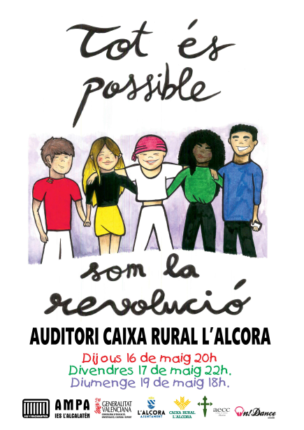 TOT ÉS POSSIBLE. EL MUSICAL
