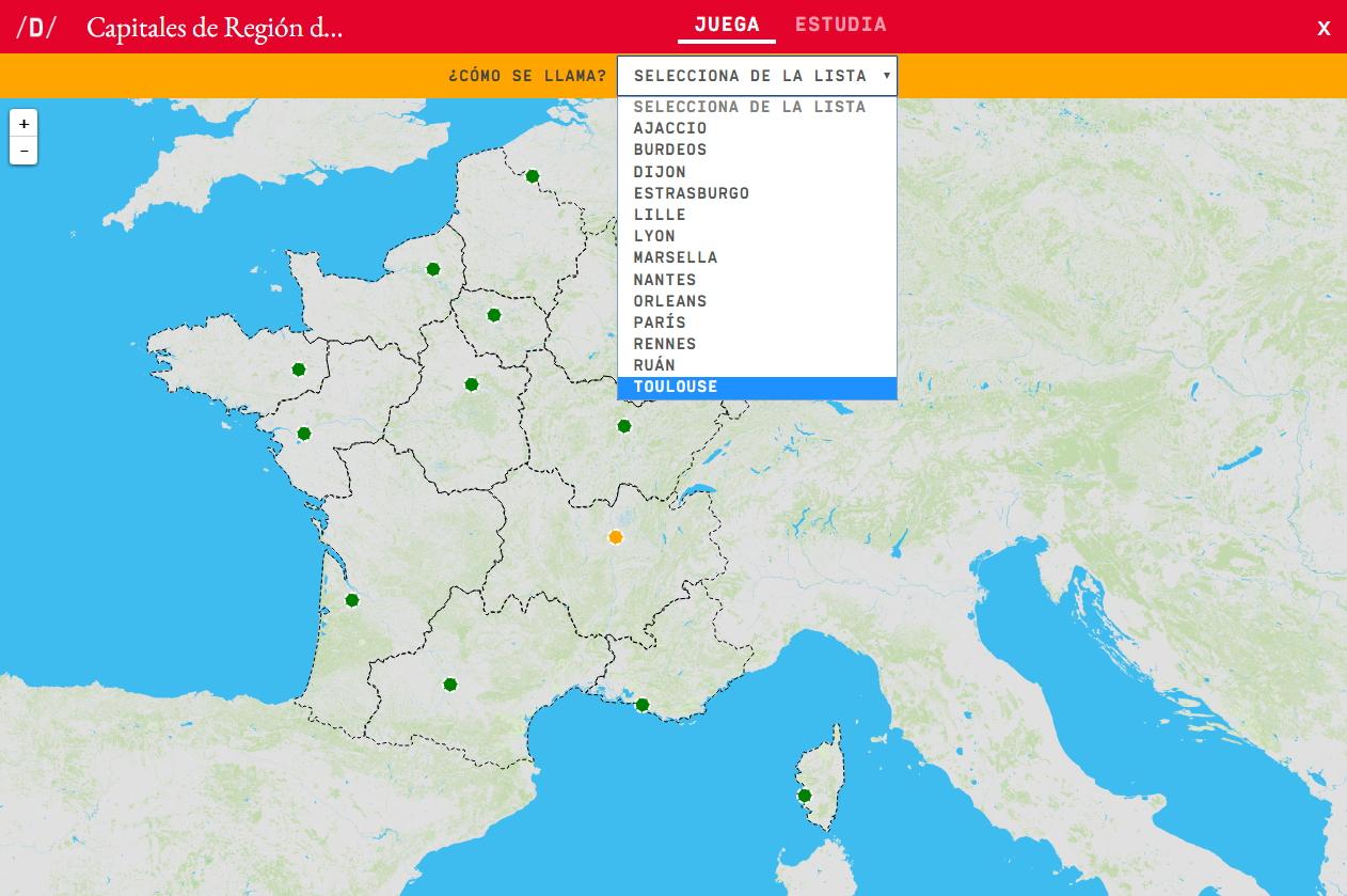 Regió de la capital de França