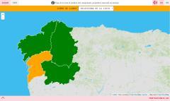 Provinces of Galicia