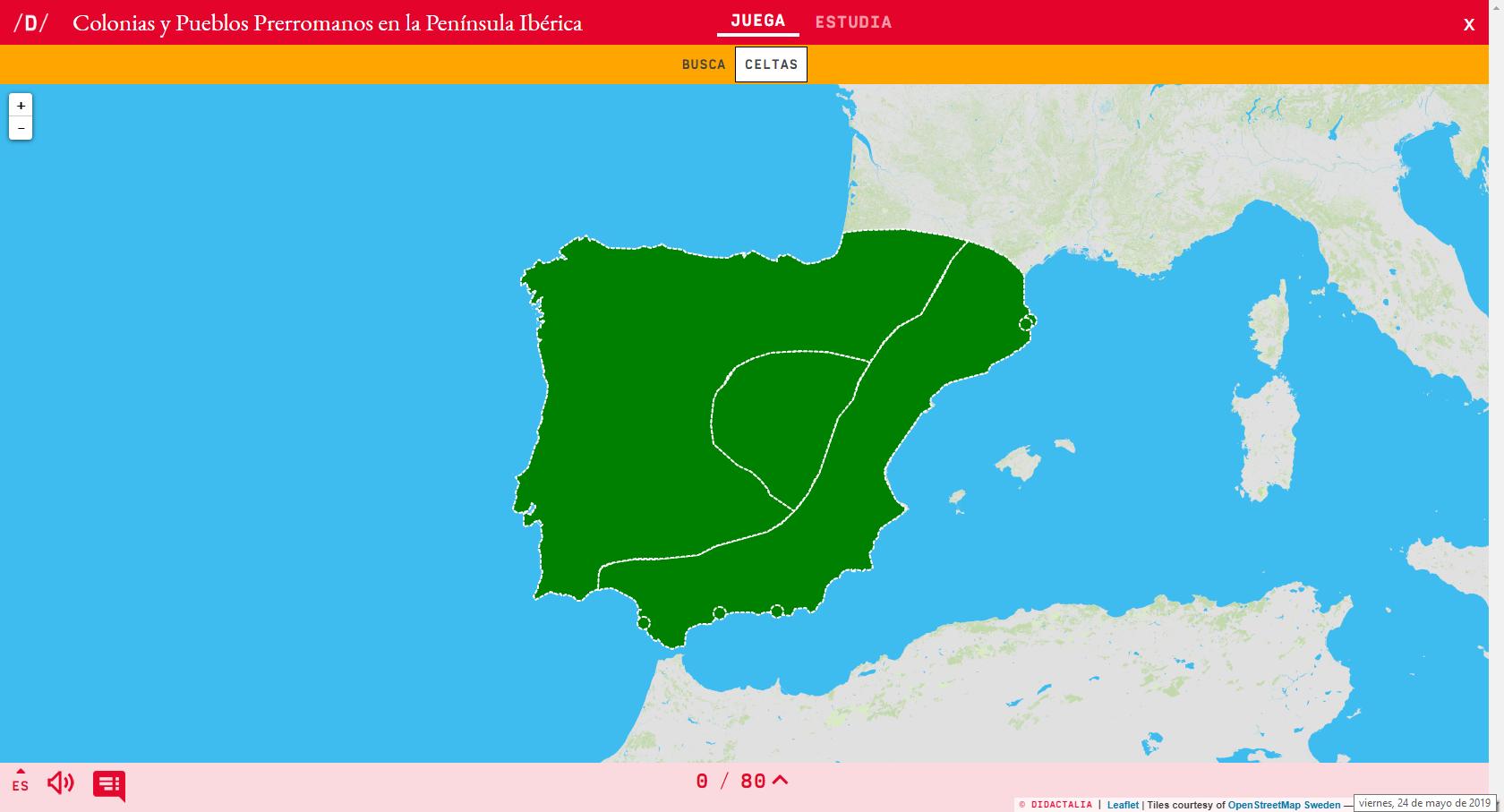 Capitales et peuples préromains de la péninsule ibérique