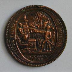 Medalla de confianza