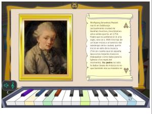El compositor y su obra: Mozart