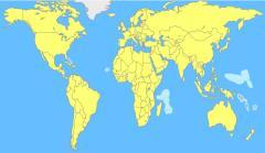 Países del mundo (JetPunk)