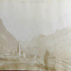 Vista de Eschi (Suiza)