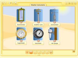 Weather instruments