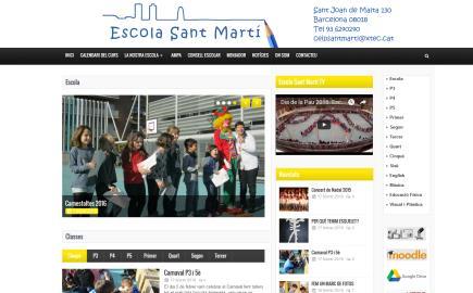 Escola Sant Martí BCN
