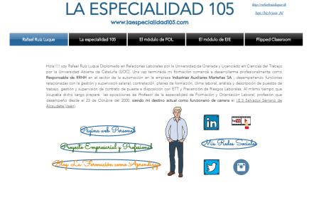 La Especialidad105
