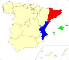 Regiones de España  (JetPunk)