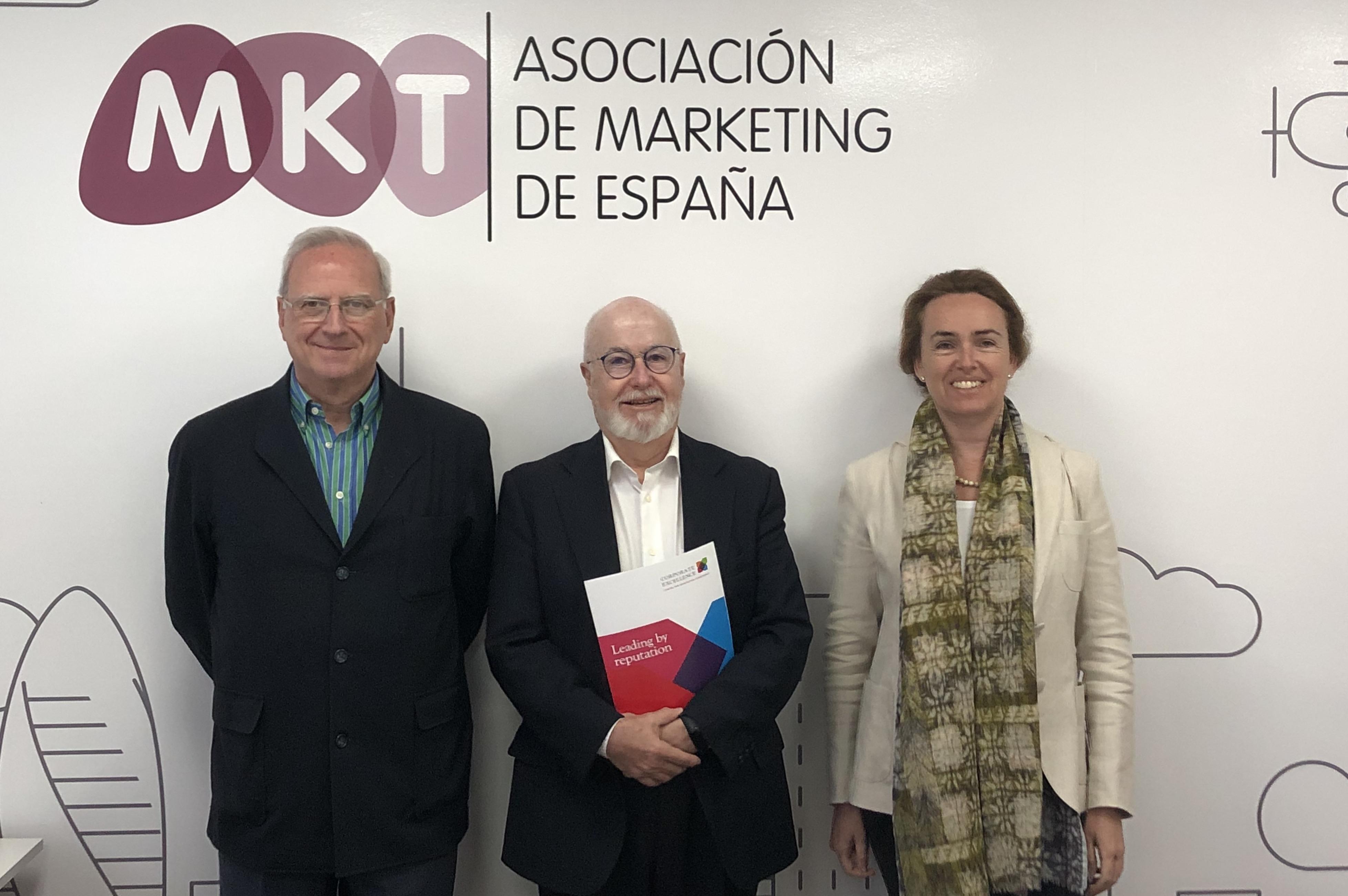 Unimos esfuerzos con la Asociación de Marketing de España para impulsar la gestión de intangibles