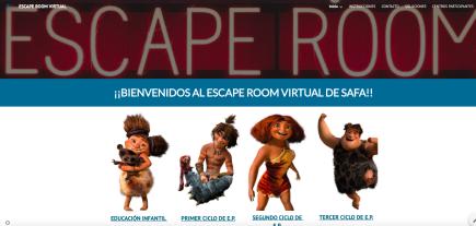 Escape Room Virtual para tod@s: La evolución humana