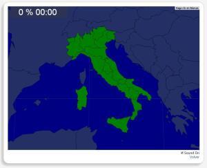 Italia: Regioni. Seterra