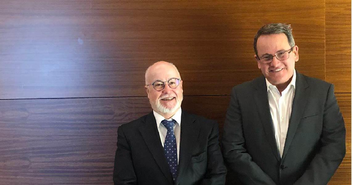 Telefónica asume la presidencia de Corporate Excellence en la persona de Eduardo Navarro, que sucede a Jaume Giró