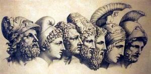 La sabiduría de los Siete Sabios
