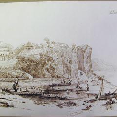 Vista de Dawlish (Inglaterra)