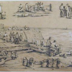 Escenas portuarias