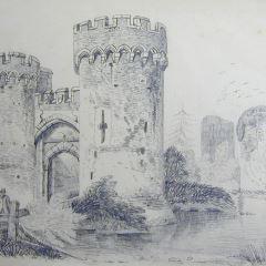 Castillo de Conway (Gales)