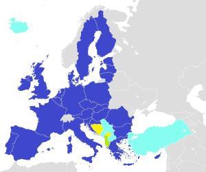 Europa. La Unión Europea