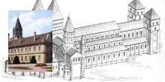 Abadia de Cluny: etapes
