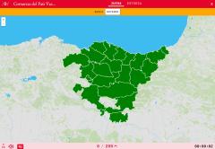 Régions du Pays Basque