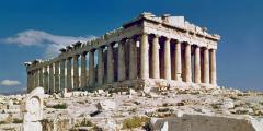 Arte classica: ordini greci