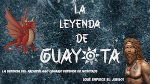 Guayota. La leyenda continúa