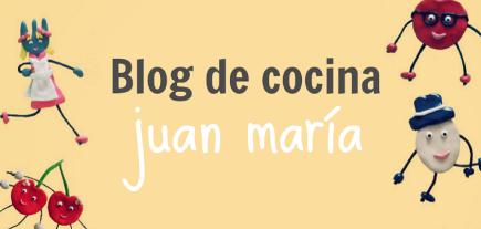 Blog de cocina Juan María