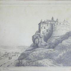 Castillo de Corfe (Inglaterra)