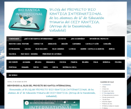 BIO KANTICA INTERNATIONAL