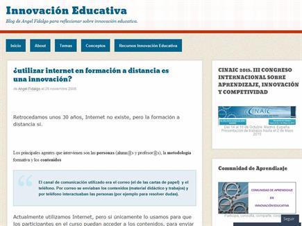 Innovación Educativa