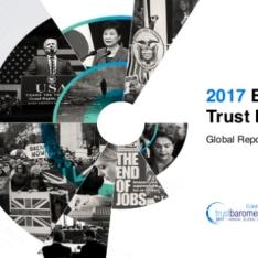 Barómetro de Confianza de Edelman 2017
