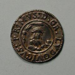 Medalla de proclamación de Luis I