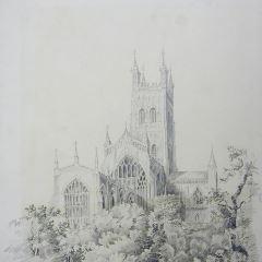 Catedral de Gloucester (Inglaterra)