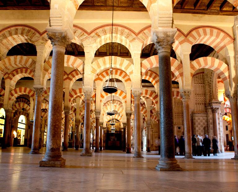 Evolución política de Al-Ándalus: la conquista, el emirato y el califato de Córdoba