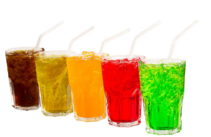 Are fruit juices healthier than fizzy drinks?