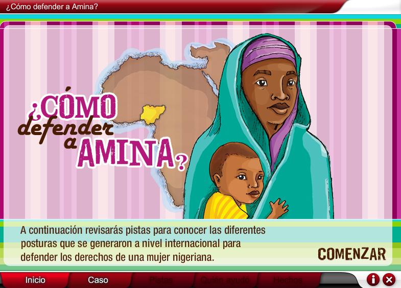 ¿Cómo defender a Amina? (EnclicloAbierta)