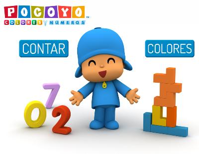 Juego de números y colores de Pocoyó