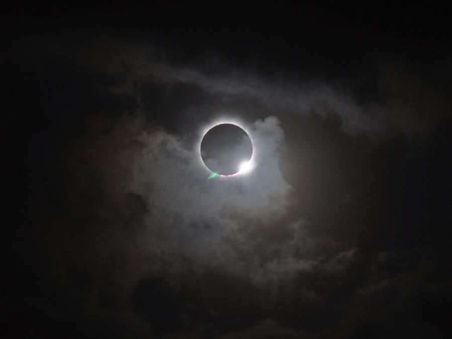 Eclipses lunares y solares
