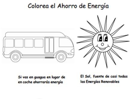 Actividades para jornadas de ahorro de energía en colegios