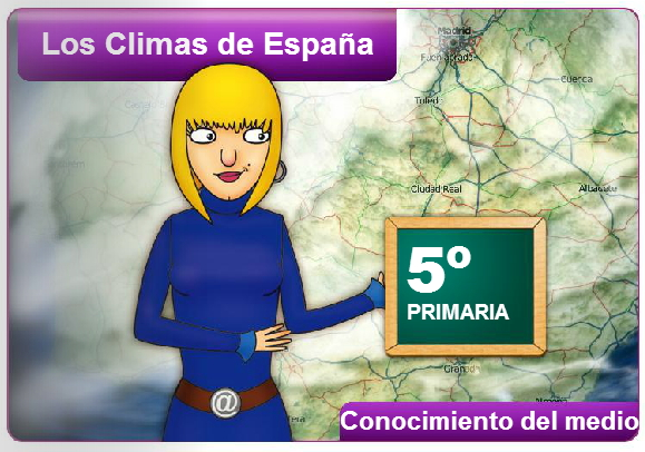 Los climas de España (Cuadernia)