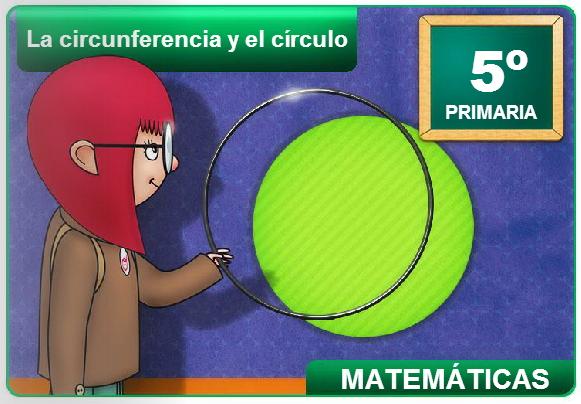 La circunferencia y el círculo (Cuadernia)
