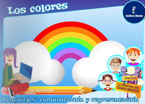 Los colores (Cuadernia)
